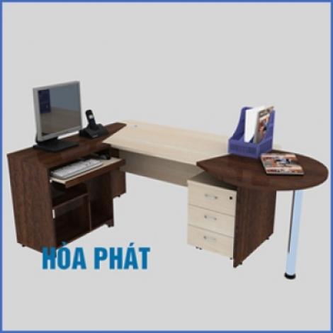 Bàn góc nối và bàn phụ Hòa Phát MP-HD2100