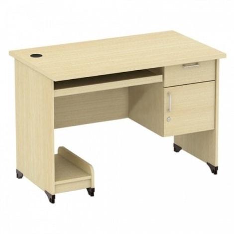 Bàn máy tính khung gỗ Hòa Phát AT204SHL, AT204HL