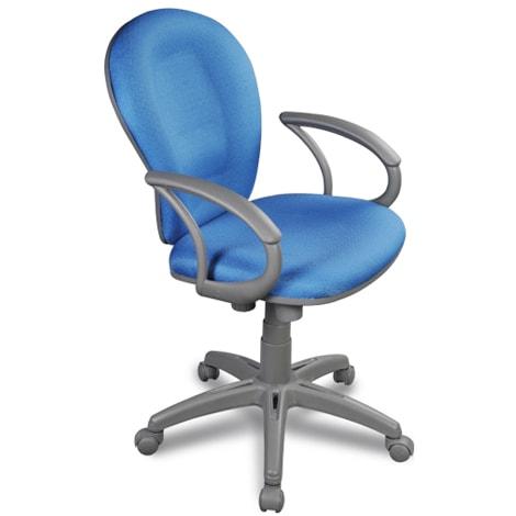 Ghế văn phòng được làm từ chất liệu nỉ