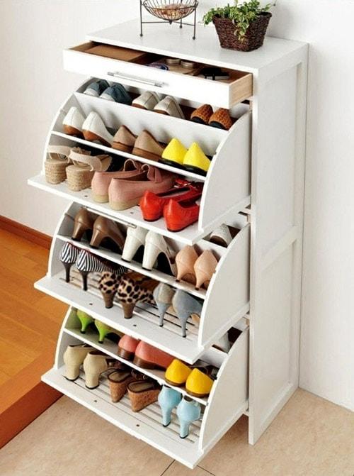 3 điều bạn cần biết về tủ giày