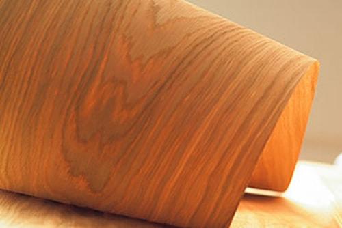 Bề mặt Veneer tạo sự sang trọng, lịch sự cho sản phẩm nội thất