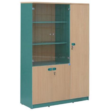 Tủ gỗ cao Hòa Phát SV1830-3B/SV2000-3B