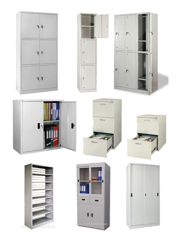 Tủ săt văn phòng Hòa Phát có thiết kế đa dạng