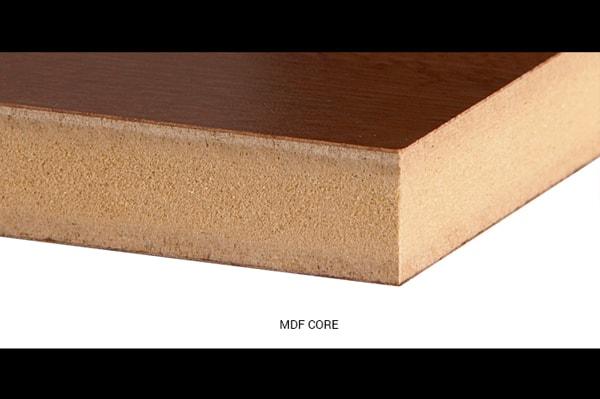 Cốt gỗ MDF loại cốt gỗ được tạo thành từ các cành cây, nhánh cây