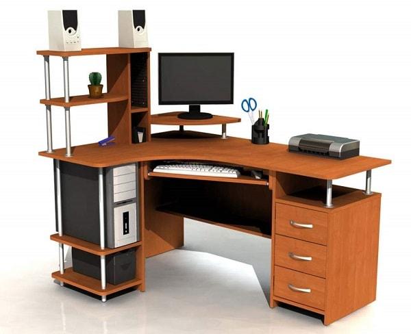 Bàn làm việc đa năng cho văn phòng nhỏ