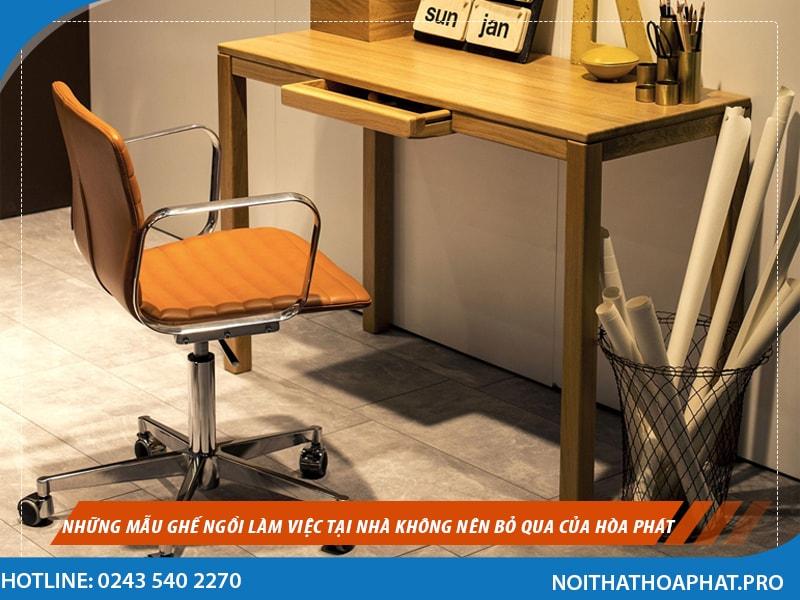 Những mẫu ghế ngồi làm việc tại nhà không nên bỏ qua của ...
