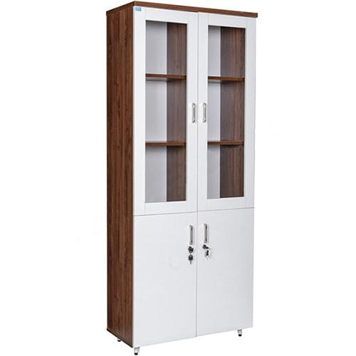 Tủ tài liệu gỗ Hòa Phát LUX1960-2B3