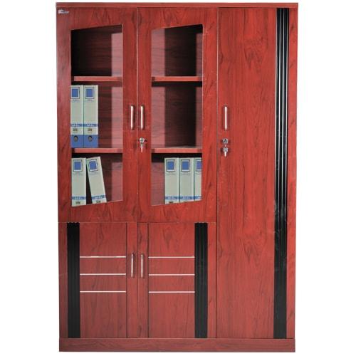 Tủ tài liệu gỗ Hòa Phát DC1350H3