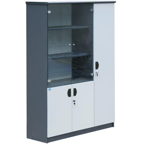 Tủ tài liệu gỗ Hòa Phát HP1960-3B